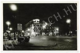 Seidner Zoltán - Budapest éjjel, 1930-as évek