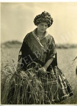 Balogh Rudolf - Mezőkövesdi lány, 1928 körül