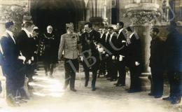 Balogh Rudolf - Ferenc József látogatása, 1910 körül