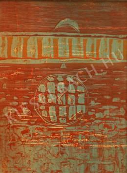 Gyarmathy Tihamér - Este, 1960