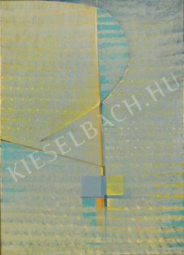 Gyarmathy Tihamér - Repülj hajóm, 1978 (Hódolattal Ady emlékére)