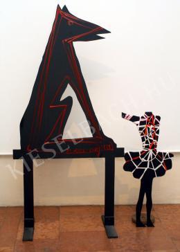 Kazovszkij, El - Emlékmű (Kutya balerinával), 2007