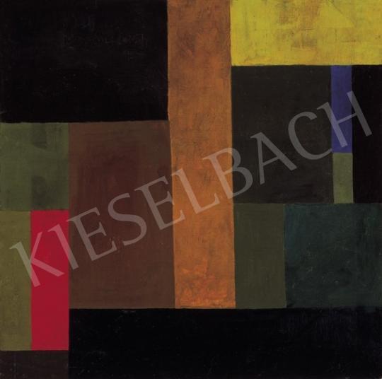 Bortnyik, Sándor - Geometrical Composition | 19th Auction auction / 94 Item