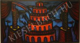 Kazovszkij, El - Torony két őrangyallal, 1993
