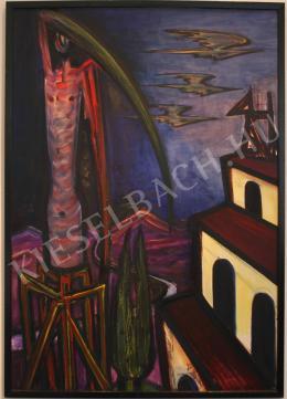 Kazovszkij, El - Purgatórium XXXV. (Állat őrangyallal), 1996