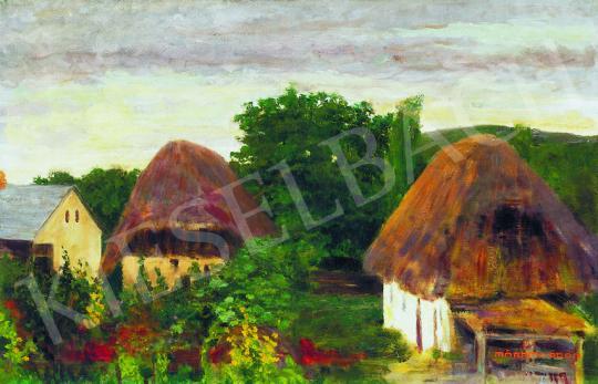 Márffy, Ödön - House among Trees | 38th Auction auction / 30 Item