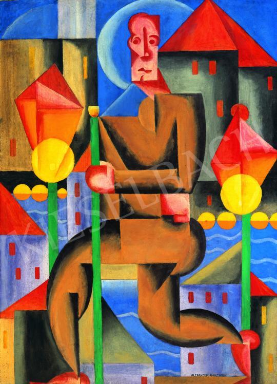 Bortnyik, Sándor - Lamplighter, 1921 | 38th Auction auction / 46 Item