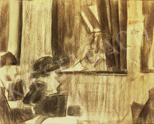Farkas, István - Coffee House | 38th Auction auction / 48 Item