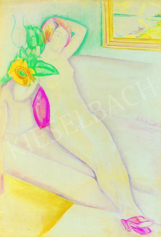 Vén Emil - Art deco akt | 38. Aukció aukció / 69 tétel