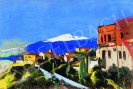Jándi Dávid - Taormina, 1928