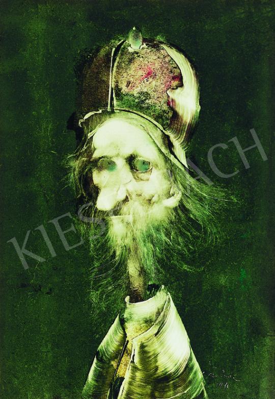 Szász Endre - Öreg kalapban, 1971 | 38. Aukció aukció / 91 tétel