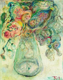 Tóth, Menyhért - Flower Still-life
