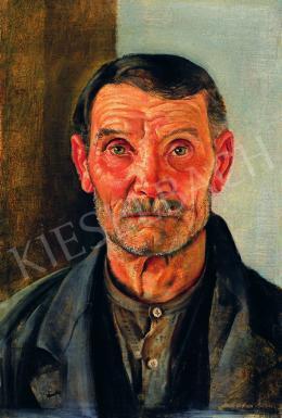 Szabó Vladimir - Parasztember, 1935