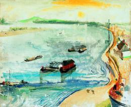 Vadász Endre - Festő a folyóparton