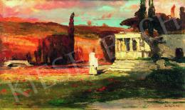 Berkes Antal - Alkonyi fények, 1903