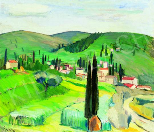 Emőd, Aurél - Toscana | 38th Auction auction / 237 Item