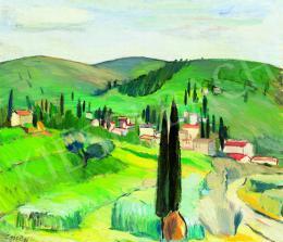 Emőd Aurél - Toscana