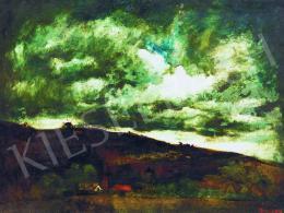 Barcsay, Jenő - Hilly Landscape