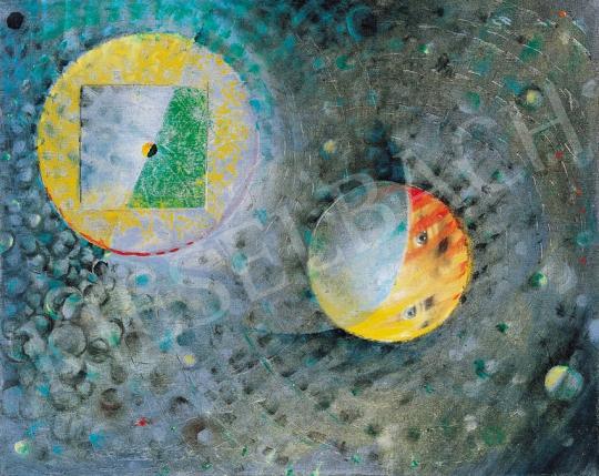 Gyarmathy, Tihamér - Civilisation in the Unkown Evolution, 1976 | 39th Auction auction / 3 Item