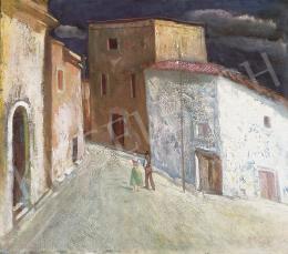Molnár C. Pál - Római utca, 1930-as évek