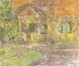 Kunffy Lajos - Lila akácos kúria, 1937