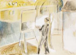 Egry József - Festő, 1934 körül