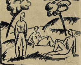 Bortnyik Sándor - Aranykor, 1910-es évek vége