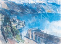 Bernáth Aurél - Brissago (Lago Maggiore), 1936