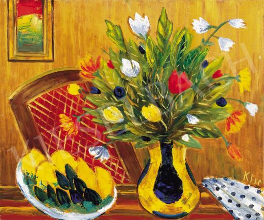 Klie Zoltán - Tulipánok | 39. Aukció aukció / 41 tétel