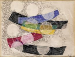Moholy-Nagy, László - Floating Forms