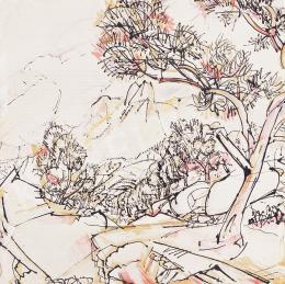 Uitz, Béla - Crimean Landscape, 1931
