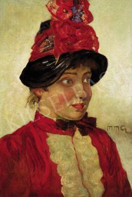 Magyar Mannheimer, Gusztáv - Parisian Girl