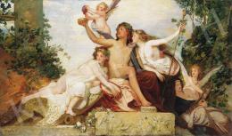 Lotz Károly - Bacchus és Ariadné