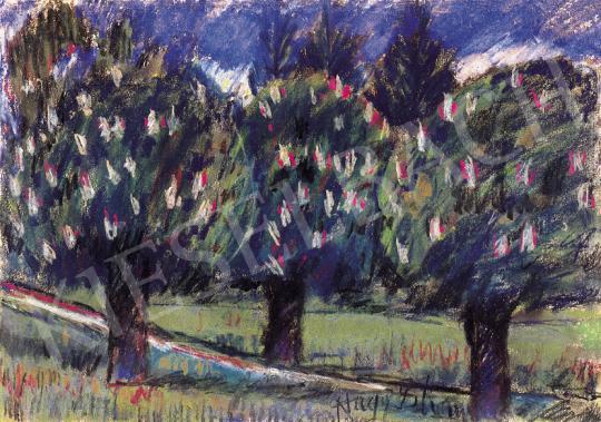 Nagy István - Virágzó fák | 39. Aukció aukció / 97 tétel