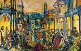 Batthyány Gyula - Firenzei este