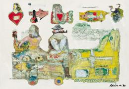 Schéner Mihály - Mese-pulykakakast kéne venni, 1974