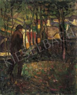 Egry József - Hazafelé (1908)