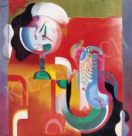 Hincz, Gyula - Abstract Still Life, 1928