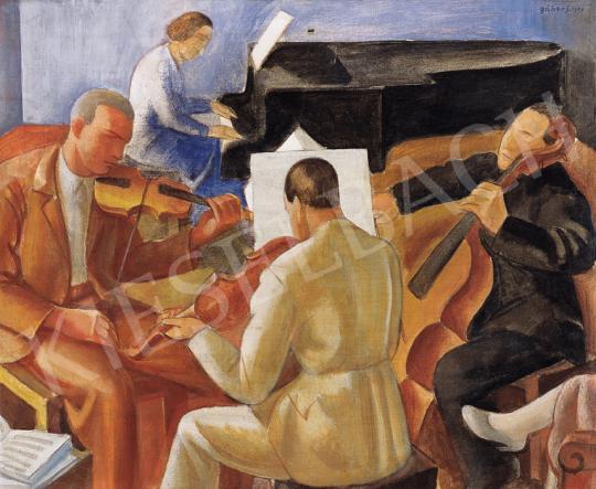 Gábor Jenő - Kamarazene, 1937 | 39. Aukció aukció / 119 tétel
