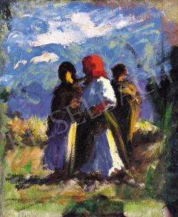 Koszta József - Hazafelé