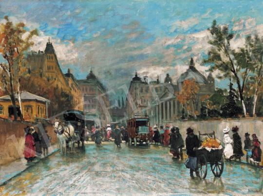 Berkes Antal - Párizs | 19. Aukció aukció / 138 tétel