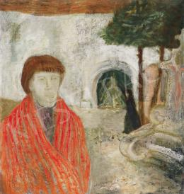 Ámos, Imre - Remembrance (Szentendre), 1935