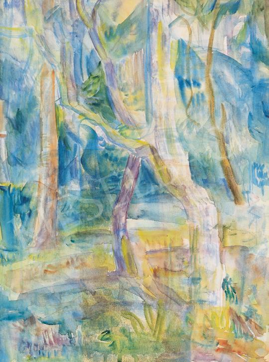 Paizs-Goebel Jenő - Szentendrei kert | 39. Aukció aukció / 199 tétel