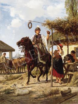 Lotz Károly - Találkozás