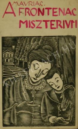 Molnár C. Pál - Mavriac: A Frontenac misztérium című könyv borítóterve