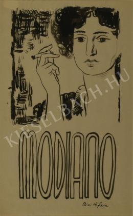 Biai-Föglein István - Modiano plakátterv
