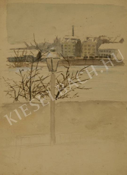 Aba-Novák, Vilmos - Southern Railway painting