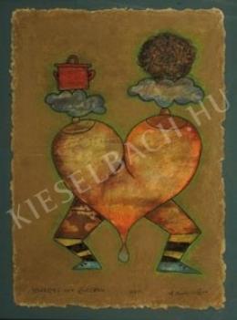 efZámbó István - Szerelmes szív szmogban (2004)