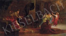 Székely, Bertalan - The Court of King László 5th