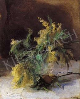 László, Fülöp - Still-life of Flowers